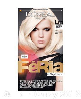 Lightening My Hair L Oreal Extreme Platinum Power Forums