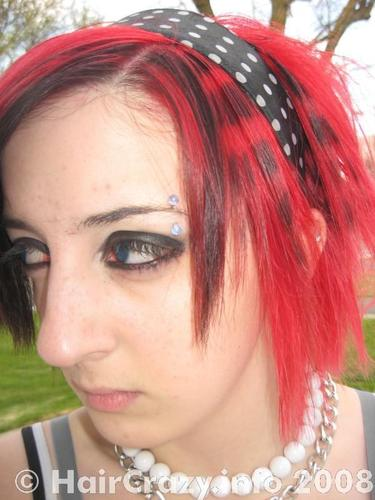 Buy Nuclear Red Special Effects Hair Dye - HairCrazy.com - photo #26