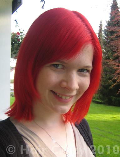 Buy Nuclear Red Special Effects Hair Dye - HairCrazy.com- photo #50