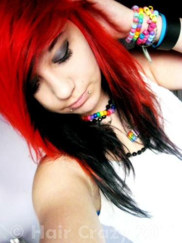 Buy Nuclear Red Special Effects Hair Dye Haircrazy Com