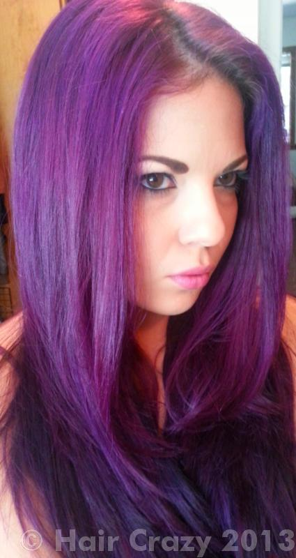 Photo of Adore Purple Rage