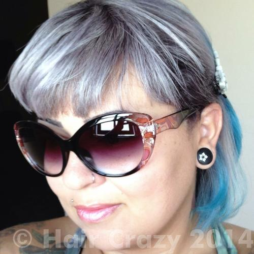 Buy Directions Silver Directions Hair Dye Haircrazy Com
