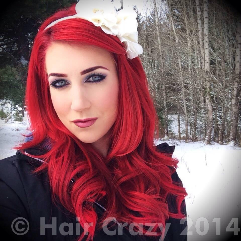 Photo of Pravana Red