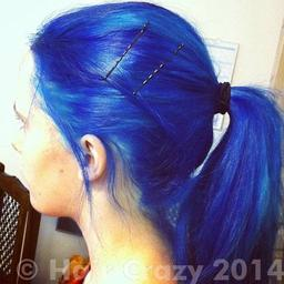 manic panic dyed hair photo gallery haircrazy
