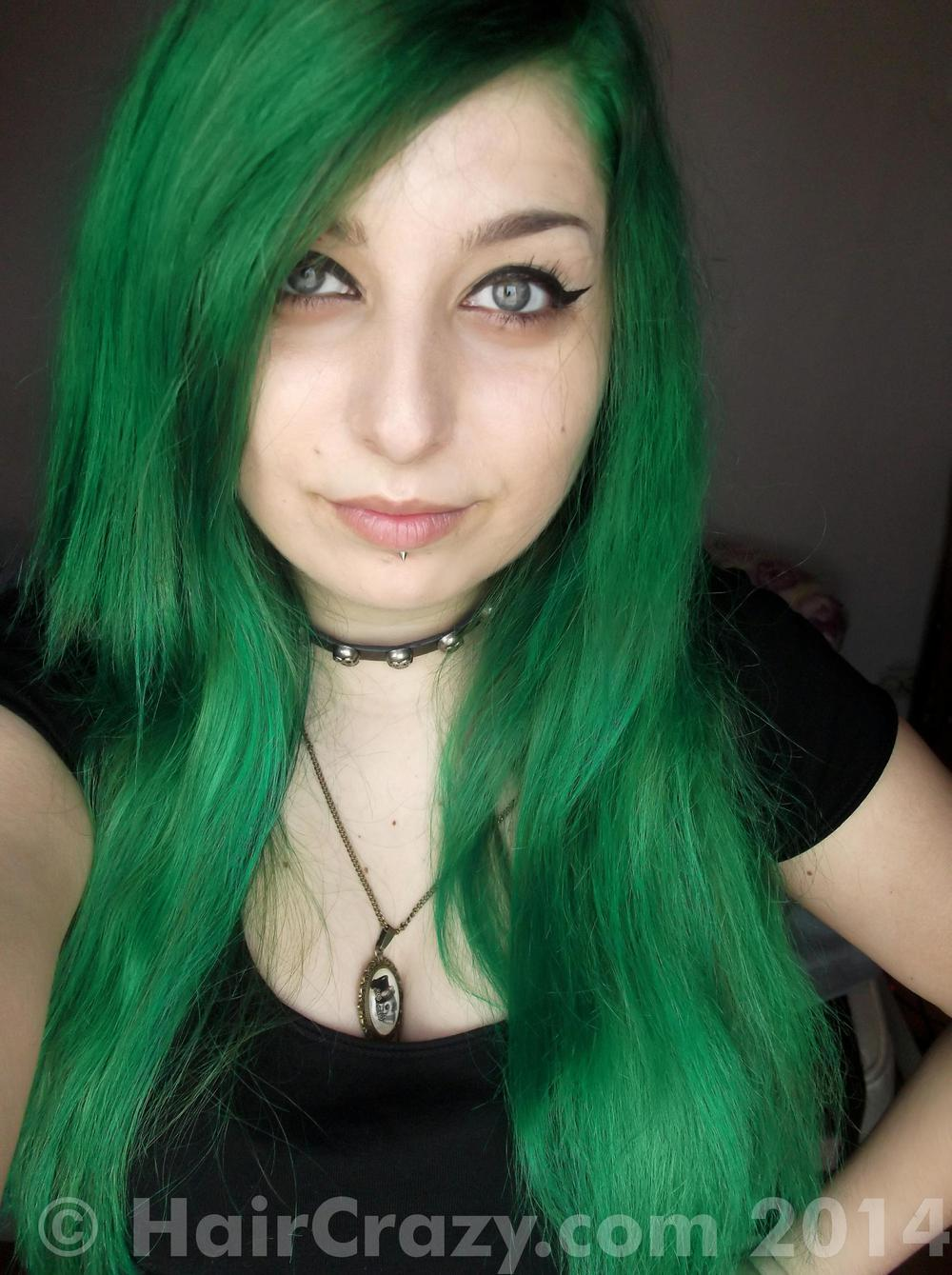 Photo of Manic Panic Green Envy