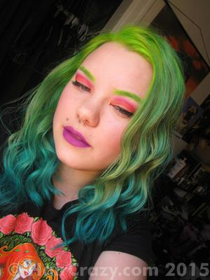 aheartlikeagun -   - Blue (Pravana)   - Green (Pravana)   - Neon Green   - Other (Not Listed)