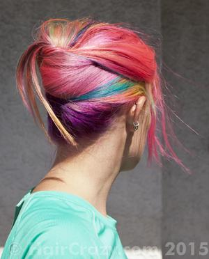 Do_or_Dye -   - Atomic Pink   - Electric Banana   - Iguana Green   - Pimpin Purple   - Turquoise (Punky)