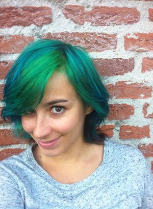 DidiBlidi -   - Directions Alpine Green   - Directions Midnight Blue   - Emerald Green